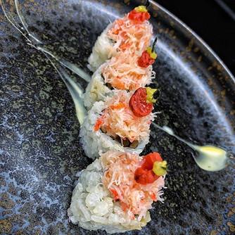 Snežný Krab Rol - Fajná Rybka (sushi bar a donáška Poprad)