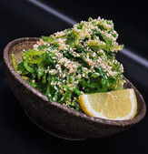 Wakame & Sea Grape - Fajná Rybka (sushi bar a donáška Poprad)