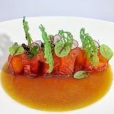 Sashimi - Fajná Rybka - sushi bar a donáška Popad.