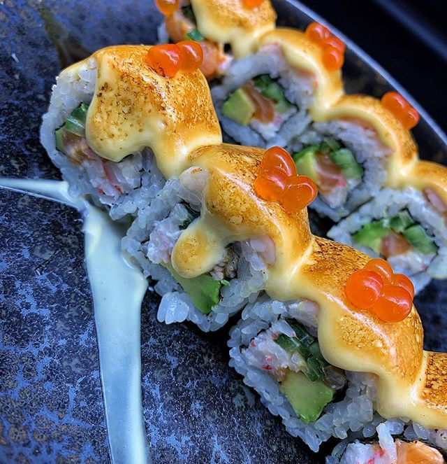 Geisha Roll - Fajná Rybka (sushi bar a donáška Poprad)