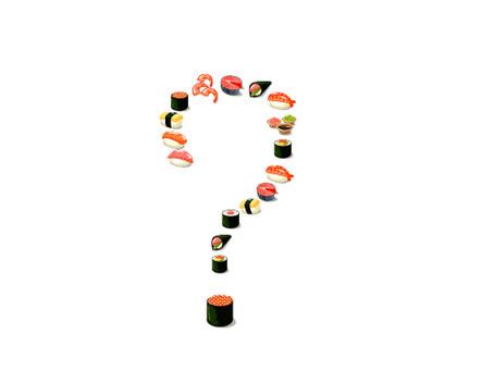 Ako jesť sushi? Kultúra stolovania v Japonskej kuchyni.