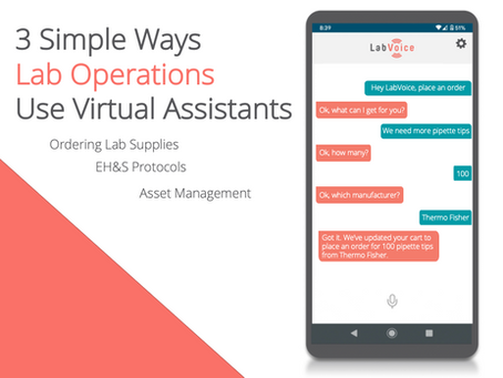 3 Simple Ways Lab Operations Can Use Virtual Assistants