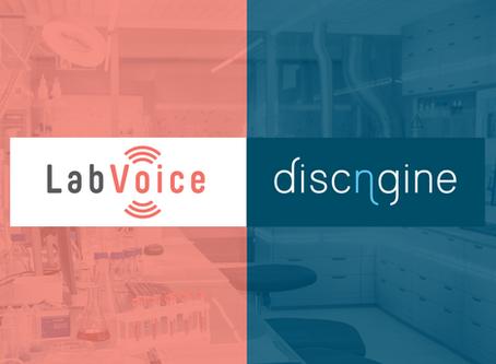 Discngine & LabVoice Announce Strategic Partnership