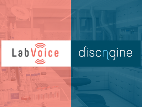 Discngine & LabVoice Announce Strategic Partnership
