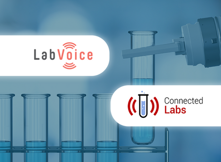 LabVoice & Connected Labs Team Up for Voice-Controlled Instruments