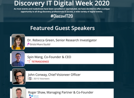 ICYMI: LabVoice & Scientific Voice Assistants during Discovery IT 2020