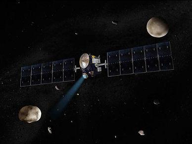 28. Космический аппарат Dawn (Рассвет).j