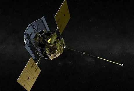 24. Космический аппарат Мессенджер.jpg