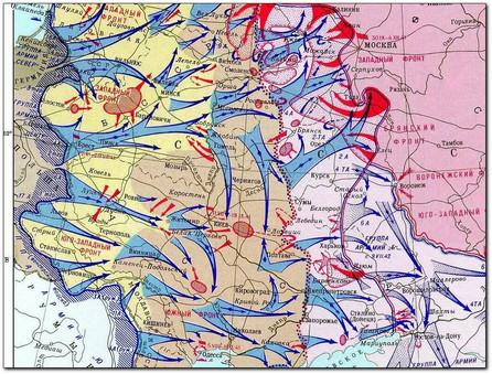 22 июня 1941 года началась Великая Отечественная война. Летом и осенью немецкие войска продвигались вглубь территории СССР. К ноябрю немецкие войска находились в 50 – 100 км от Москвы. В этих условиях и был проведен военный парад в честь 24-й годовщины Октябрьской революции.