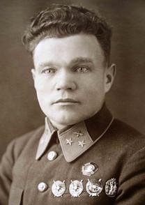 Григорий Илларионович Тхор