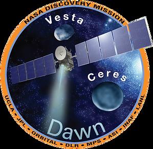 28.1 Логотип миссии Dawn (Рассвет).png
