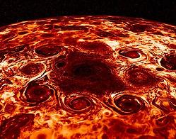 47. Атмосфера Юпитера в инфракрасном спе