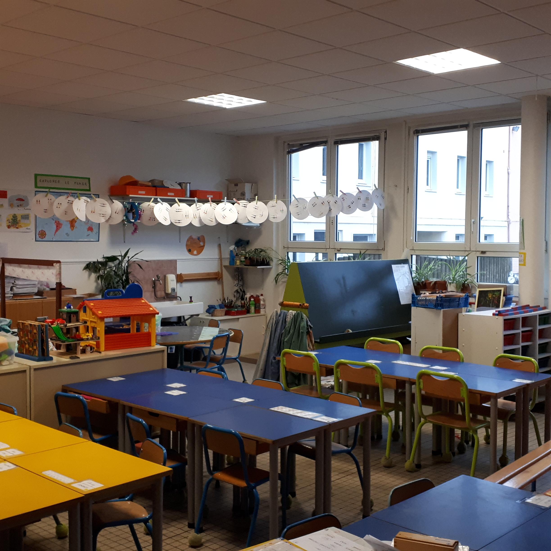 Classe 2 Maternelle