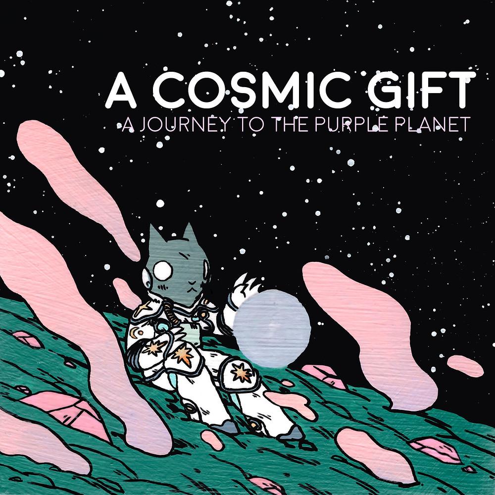 A COSMIC GIFT - SPACE (Feat KNOW-MADIK & LUCAS BAKKER)