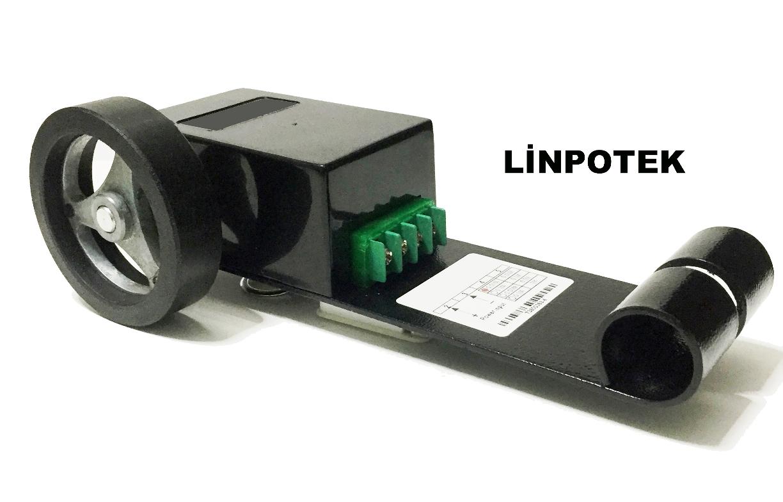 Encoder tekerlekli TE-4 Model