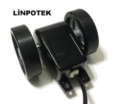 Tekerli enkoder aparatı manivela kolu enkoder