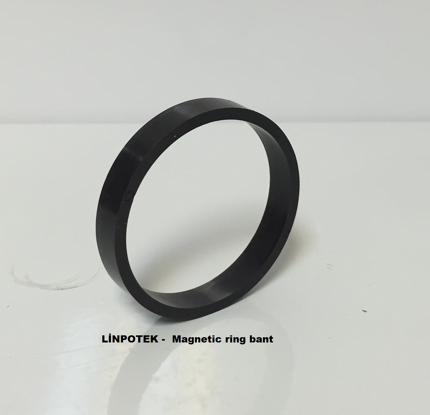Magnetic bant ring