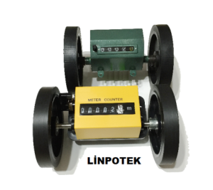 Meter Counter Rolling Wheel
