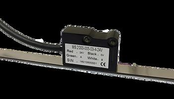 Manyetik encoder sensör  linear encoder enkoder sensor