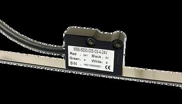 Manyetik enkoder sensör artımsal pulse