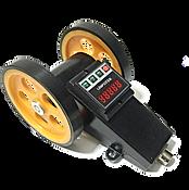 Tekerli enkoder sensör encoder manyetik artımsal kollu kasnak yaylı enkoder incremental
