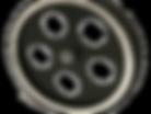 Enkoder tekerleği mete sayacı teker
