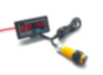 Manyetik dijital sensör tur metre sayıcı adet sayar Elektronik balya sayacı dijital balya sayaç