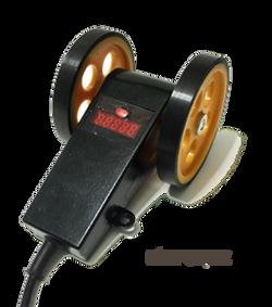 Ekranlı Manivela kasnak kollu tekerlekli enkoder