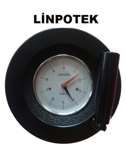 Handwheel with gravity indicator LSN5