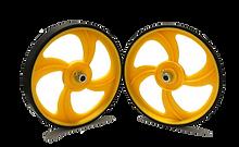 Tekerlekli enkoder tekerleği metre tekeri