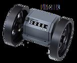 Tekerlekli FMV Metre Sayıcı numaratör Tekerlekli IDV Metre Sayıcı numaratör