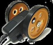 Tekerlekli enkoder wheel encoder kasnak manivela kollu yaylı enkoder
