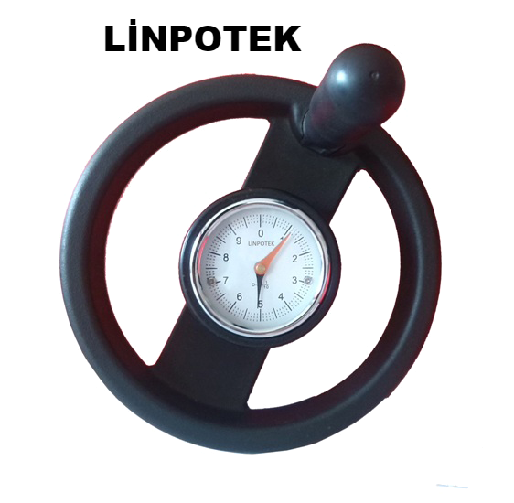 Handwheel with gravity indicator  LSN6