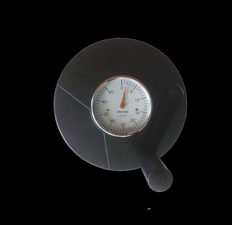 Handwheel gravity indicator  LSN8