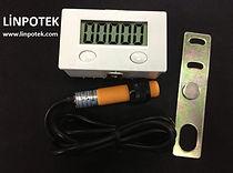 Manyetik dijital sayıcı Elektronik balya sayacı Dijital balya sayaç Balya sayıcı
