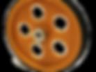 Enkoder tekerleği metre sayacı