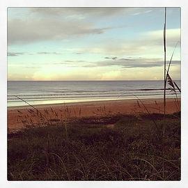 Sunrise Flagler Beach