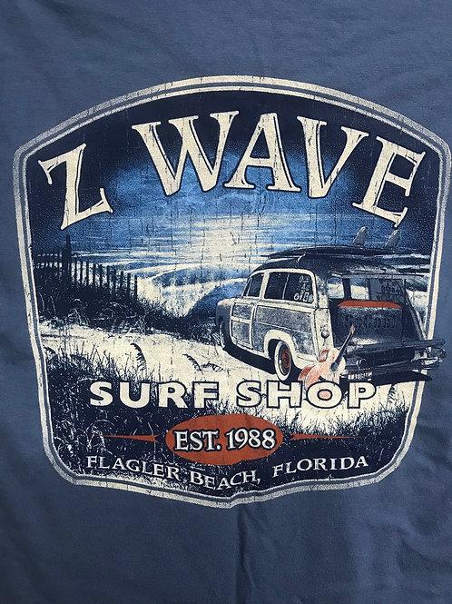 Z Wave Tee Shirt
