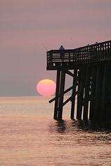 Sunrise at Flagler Pier