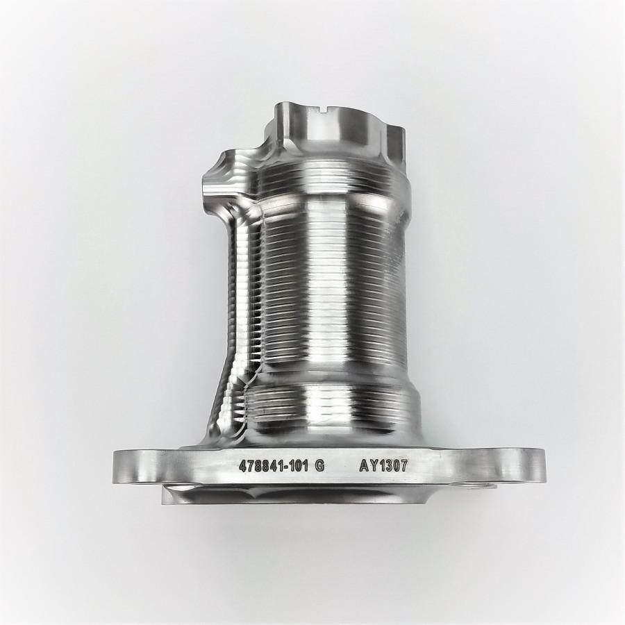 Laser Engraved 15-5 SS - DelSpec Precision