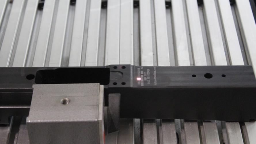 CA & ATF Compliant Lower Receiver Engraving - DelSpec Precision
