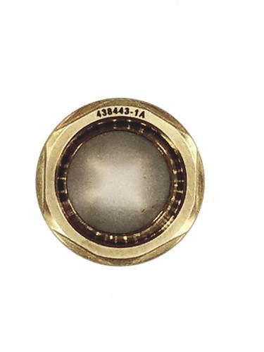 Brass Laser Engraving