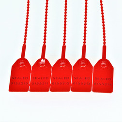 Engraved Plastic Tags - DelSpec Precisio
