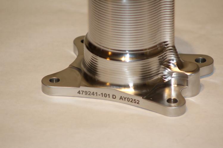 Laser Aneal - DelSpec Precision