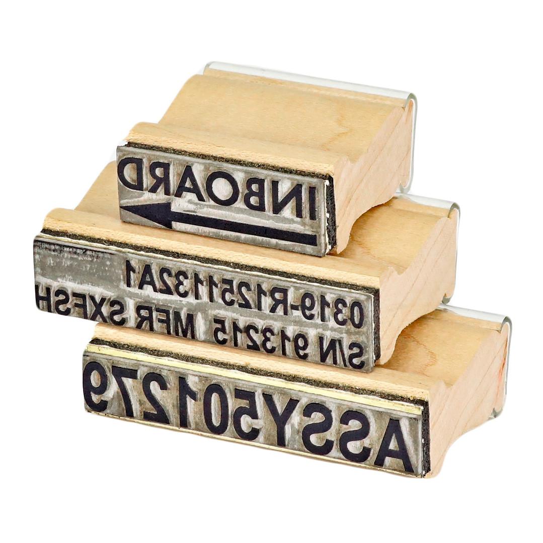 Stamp Engraving - DelSpec Precision.JPG