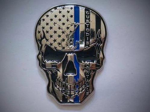 3D metal pin