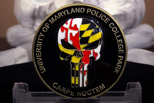 Maryland Challenge Coin