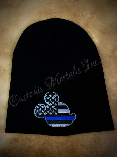 Thin Blue Line Mouse for Him