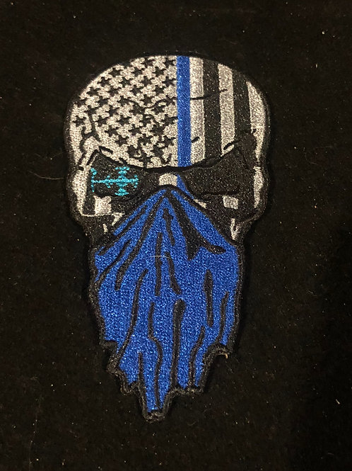 """3"""" Embroidered Patch"""