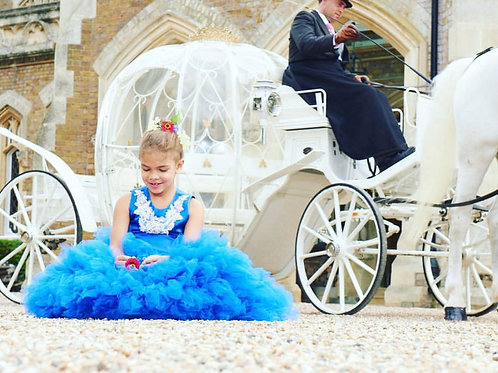 The Princess Charlotte Gown